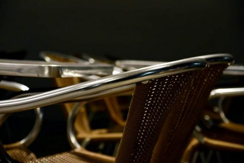 mobilier en métal
