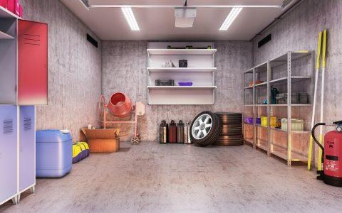 mobilier garage
